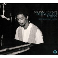 The Revolution Begins: The Flying Dutchman Masters / Gil Scott-Heron